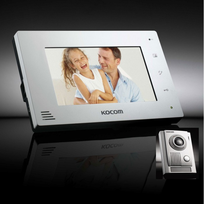 Kocom Hands FreeVideo Intercom