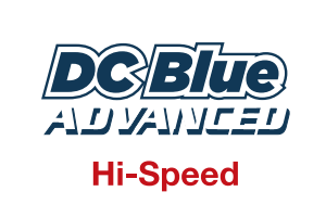 ET DC Blue Advanced Hi-Speed