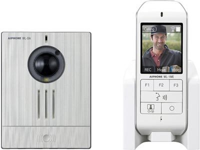 Aiphone WL- Wireless Video Intercom Kit