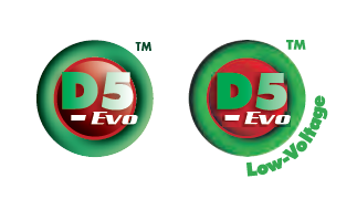 D5 Evo and D5 Evo Low Voltage