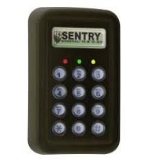 Sentry Wireless Keypad