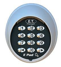 ET O2 Wireless Keypad